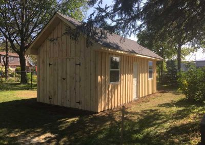 Shed-Wooden