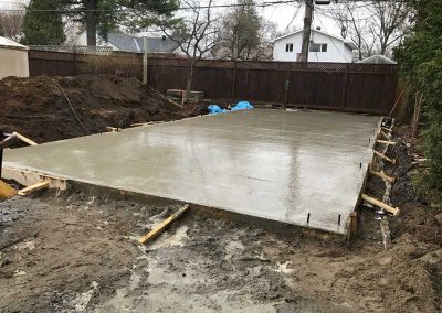 Wet-Concrete